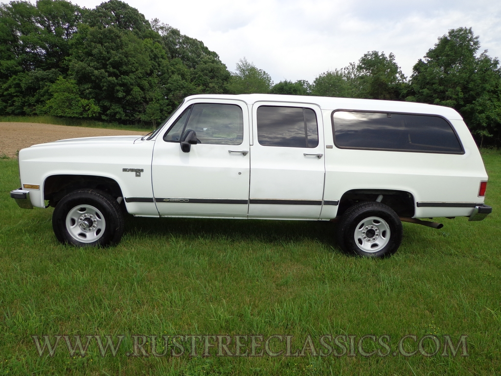91 Chevy Suburban